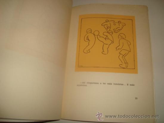 Libros de segunda mano: COUSAS DA VIDA POR CASTELAO - TOMO I (1968) - Foto 4 - 31935037