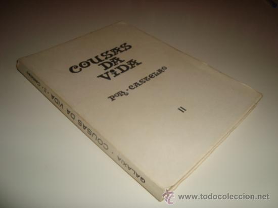 Libros de segunda mano: COUSAS DA VIDA POR CASTELAO - TOMO II (1968) - Foto 7 - 31935027