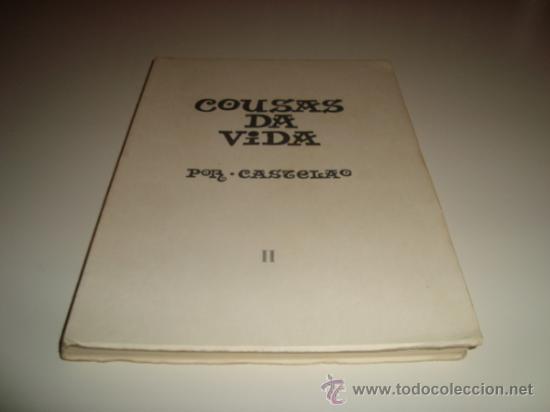 Libros de segunda mano: COUSAS DA VIDA POR CASTELAO - TOMO II (1968) - Foto 6 - 31935027