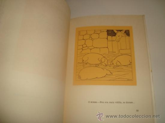Libros de segunda mano: COUSAS DA VIDA POR CASTELAO - TOMO II (1968) - Foto 4 - 31935027