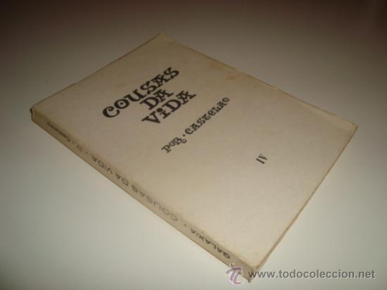 Libros de segunda mano: COUSAS DA VIDA POR CASTELAO - TOMO IV (1971) - Foto 6 - 31935017