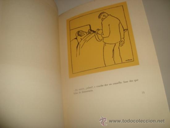 Libros de segunda mano: COUSAS DA VIDA POR CASTELAO - TOMO IV (1971) - Foto 2 - 31935017