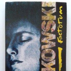 Libros de segunda mano: FACTOTUM - CHARLES BUKOWSKI - VIRGIN BOOKS - EN INGLES - 1995. Lote 32251860