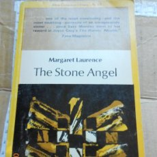 Libros de segunda mano: BRITISH BOOK: THE STONE ANGEL MARGARET LAURENCE LO. Lote 32817946