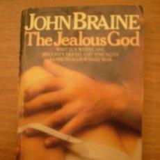 Libros de segunda mano: LIBRO JOHN BRAINE - THE JEALOUS GOD . Lote 33508949
