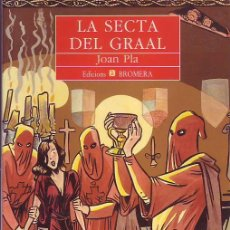 Libros de segunda mano: LA SECTA DEL GRAAL (JOAN PLA). Lote 33750206