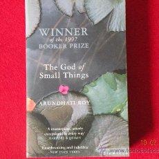 Libros de segunda mano: THE GOD OF SMALL THINGS .ARUNDHATI ROY. FLAMINGO 1997. Lote 35715916