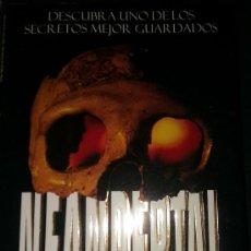 Libros de segunda mano: JOHN DARNTON. NEANDERTAL. BARCELONA, 1997. NOVELA. Lote 36872988