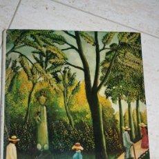 Libros de segunda mano: LA PEINTURE FRANCAISE. SECONDE MOITEI DU XIX – DEBOUT XX SIECLE. Lote 37319606