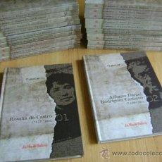 Libros de segunda mano: LITERATURA GALEGA. LOTE 20 NÚMEROS O MELLOR DE (DE VARIOS AUTORES GALLEGOS). LA VOZ DE GALICIA 2010. Lote 37575497