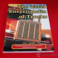 Libros de segunda mano: THE WORLD ENCYCLOPEDIA OF TRUCKS. DE HERMES HOUSE.. Lote 180045766