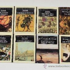 Libros de segunda mano: GOETHE: LETTERS FROM ITALY. Lote 38142770