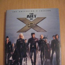 Libros de segunda mano: THE ART OF X-MEN 2. LIBRO EN INGLÉS.. Lote 39071188