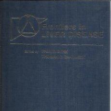 Libros de segunda mano: LIBRO EN INGLÉS. FRONTIERS IN LIVER DISEASE. PAUL D. BERK. THOMAS C. CHALMERS. NEW YORK. EEUU. 1981. Lote 39522479