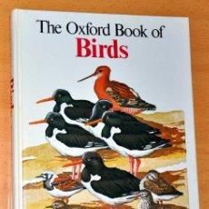 Libros de segunda mano: LIBRO EN INGLÉS: THE OXFORD BOOK OF BIRDS - BELLAMENTE ILUSTRADO - PEERAGE BOOKS - AÑO 1985. Lote 39543842