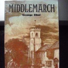Libros de segunda mano: MIDDLEMARCH (EN INGLÉS), DE GEORGE ELIOT. COLLINS ENGLISH LIBRARY, 1981.. Lote 39594449