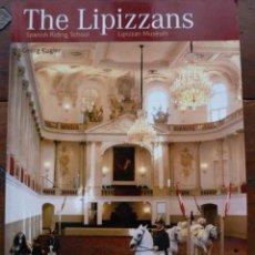 Libros de segunda mano: THE LIPIZZANS.SPANISH RIDING SCHOOL .LIPIZZAN MUSEUM.GUIDE FOR VISITORS.. Lote 39666769