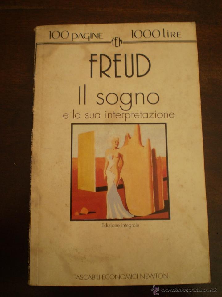 FREUD IL SOGNO ITALIANO (Libros de Segunda Mano - Otros Idiomas)