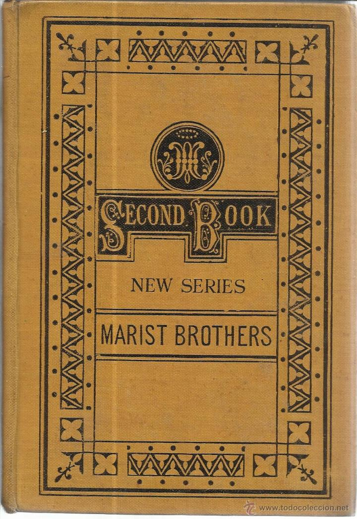 Libros de segunda mano: LIBRO EN INGLÉS. NEWS SERIES. MARIST BROTHERS. SECOND BOOK. LONDRES. ANTIGUO - Foto 1 - 40257462