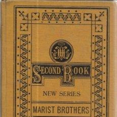 Libros de segunda mano: LIBRO EN INGLÉS. NEWS SERIES. MARIST BROTHERS. SECOND BOOK. LONDRES. ANTIGUO. Lote 40257462
