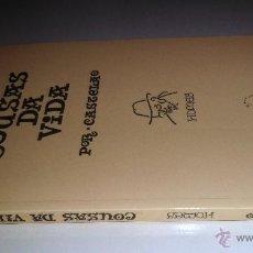 Libros de segunda mano: COUSAS DA VIDA. POR CASTELAO. HOMES. GALAXIA. . Lote 40386058