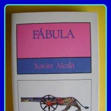 Libros de segunda mano: LITERATURA GALEGA. XAVIER ALCALÁ, FÁBULA. GALAXIA, 1986.. Lote 40432956