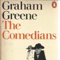 Libros de segunda mano: LIBRO EN INGLÉS. THE COMEDIANS. GRAHAM GREENE. PENGUIN BOOKS. GB. 1979. Lote 40629258