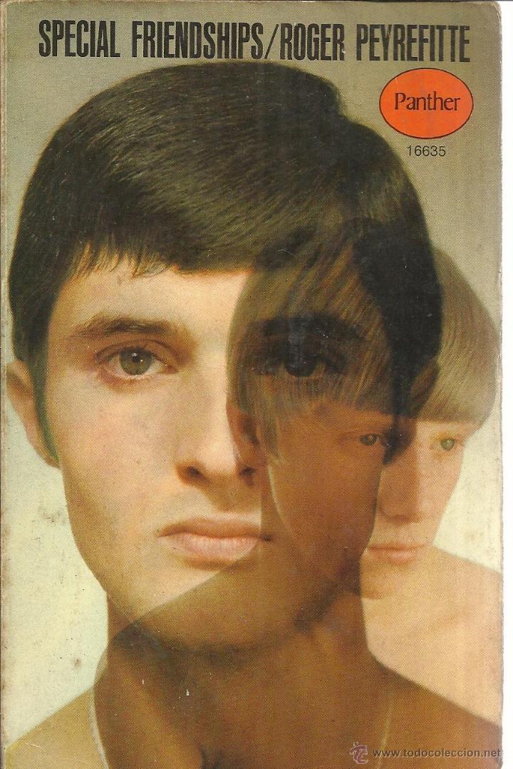 LIBRO EN INGLÉS. SPECIAL FRIENDSHIPS. ROGER PEYREFITTE. PANTHER BOOKS. G.B. 1958 (Libros de Segunda Mano - Otros Idiomas)