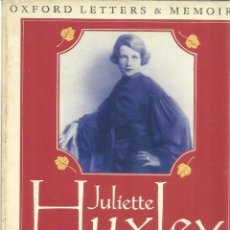 Libros de segunda mano: LIBRO EN INGLÉS. LEAVES OF THE TULIP TREE. JULIETTE HUXLEY. OXFORD. G.B. 1986. Lote 41301342