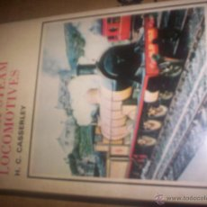 Libros de segunda mano: THE OBSERVER'S BOOK OF BRITISH STEAM LOCOMOTIVES - H.C.CASSERLEY - 1974. Lote 42232110
