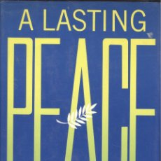 Libros de segunda mano: DAISEKU IKEDA. A LASTING PEACE. COLLECTED ADDRESSES OF---. TOKYO, 1981. DIRI. Lote 42432040