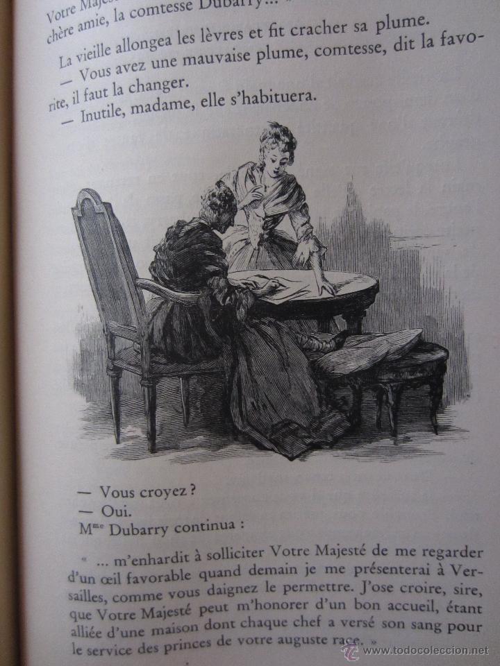 Libros de segunda mano: JOSEPH BALSAMO- MEMOIRES DÚN MEDECIN (TOMO II)-ALEXANDRE DUMAS-LOUIS CONARD -PARIS-1940 - Foto 8 - 42756132