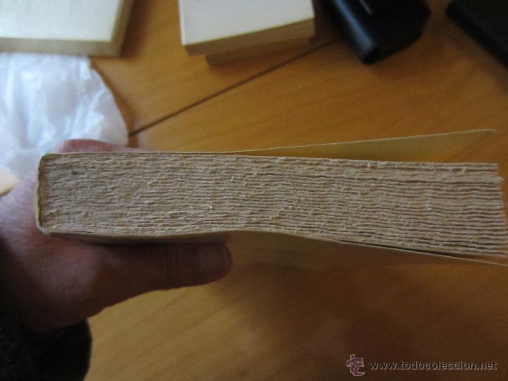 Libros de segunda mano: JOSEPH BALSAMO- MEMOIRES DÚN MEDECIN (TOMO II)-ALEXANDRE DUMAS-LOUIS CONARD -PARIS-1940 - Foto 11 - 42756132