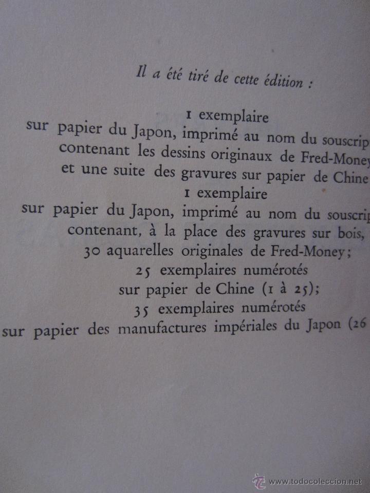 Libros de segunda mano: JOSEPH BALSAMO- MEMOIRES DÚN MEDECIN (TOMO I)-ALEXANDRE DUMAS-LOUIS CONARD -PARIS-1939 - Foto 3 - 42756309