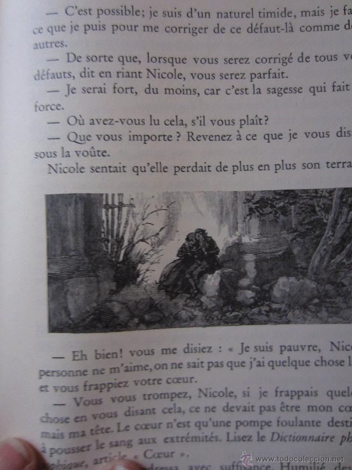 Libros de segunda mano: JOSEPH BALSAMO- MEMOIRES DÚN MEDECIN (TOMO I)-ALEXANDRE DUMAS-LOUIS CONARD -PARIS-1939 - Foto 4 - 42756309