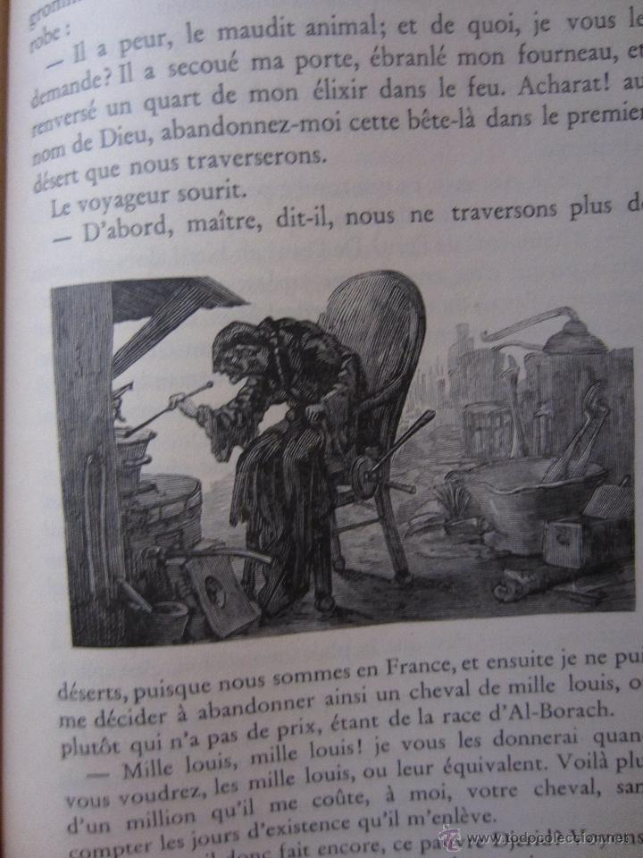 Libros de segunda mano: JOSEPH BALSAMO- MEMOIRES DÚN MEDECIN (TOMO I)-ALEXANDRE DUMAS-LOUIS CONARD -PARIS-1939 - Foto 5 - 42756309