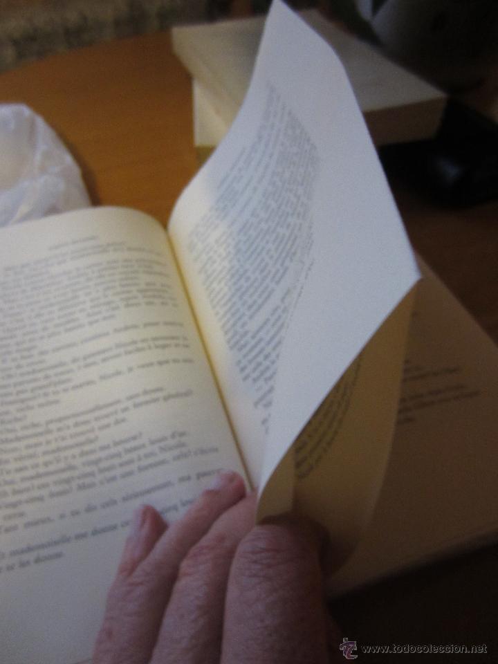 Libros de segunda mano: JOSEPH BALSAMO- MEMOIRES DÚN MEDECIN (TOMO I)-ALEXANDRE DUMAS-LOUIS CONARD -PARIS-1939 - Foto 10 - 42756309