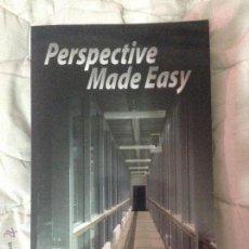 Libros de segunda mano: PERSPECTIVE MADE EASY - DIBUJO PERSPECTIVA - INGLES. Lote 40708540