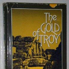 Libros de segunda mano: THE GOLD OF TROY BY ROBERT PAYNE DE ED. DORSET PRESS EN NEW YORK 1990. Lote 41329327