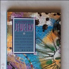 Libros de segunda mano: THE BOOK OF JEWELRY. Lote 43410507
