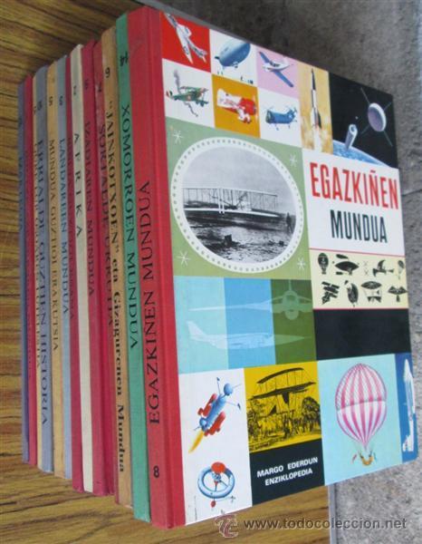14 LIBROS - MARGO EDERDUN ENZIKLOPEDIA (Libros de Segunda Mano - Otros Idiomas)