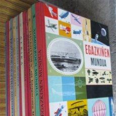 Libros de segunda mano: 14 LIBROS - MARGO EDERDUN ENZIKLOPEDIA . Lote 43915757