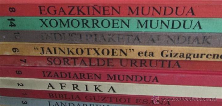 Libros de segunda mano: 14 libros - MARGO EDERDUN ENZIKLOPEDIA - Foto 2 - 43915757