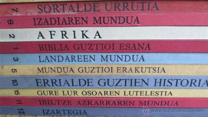 Libros de segunda mano: 14 libros - MARGO EDERDUN ENZIKLOPEDIA - Foto 3 - 43915757