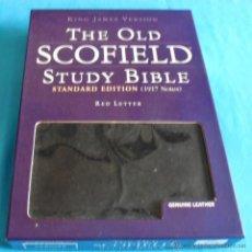 Libros de segunda mano - THE OLD SCOFIELD, STUDY BIBLE, KING JAMES VERSION, KJV - 43979876