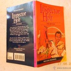 Libros de segunda mano: LIBRO IDIOMAS: JOHN TULLY - INSPECTOR HOLT NJ.E. Lote 44962413