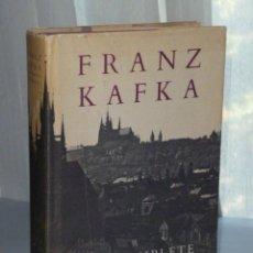 Libros de segunda mano: FRANZ KAFKA. THE COMPLETE STORIES. 1883-1924. Lote 45224117