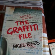 Libros de segunda mano: THE GRAFFITI FILE. NIGEL REES. BOOK CLUB ASSOCIATES LONDON. EST16B6. Lote 45645507