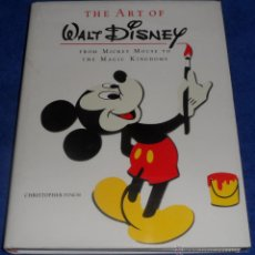 Libros de segunda mano: THE ART OF WALT DISNEY - FINCH - ABRAMS (1993). Lote 45806271