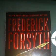 Libros de segunda mano: TITULO: THE AFGHAN. AUTOR: FREDERICK FORSYTH.. Lote 45973023